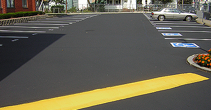 Line Striping, Pavement Marking, Parking Lot Striping